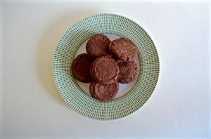 Bourbon Biscuits, The Plain Kitchen